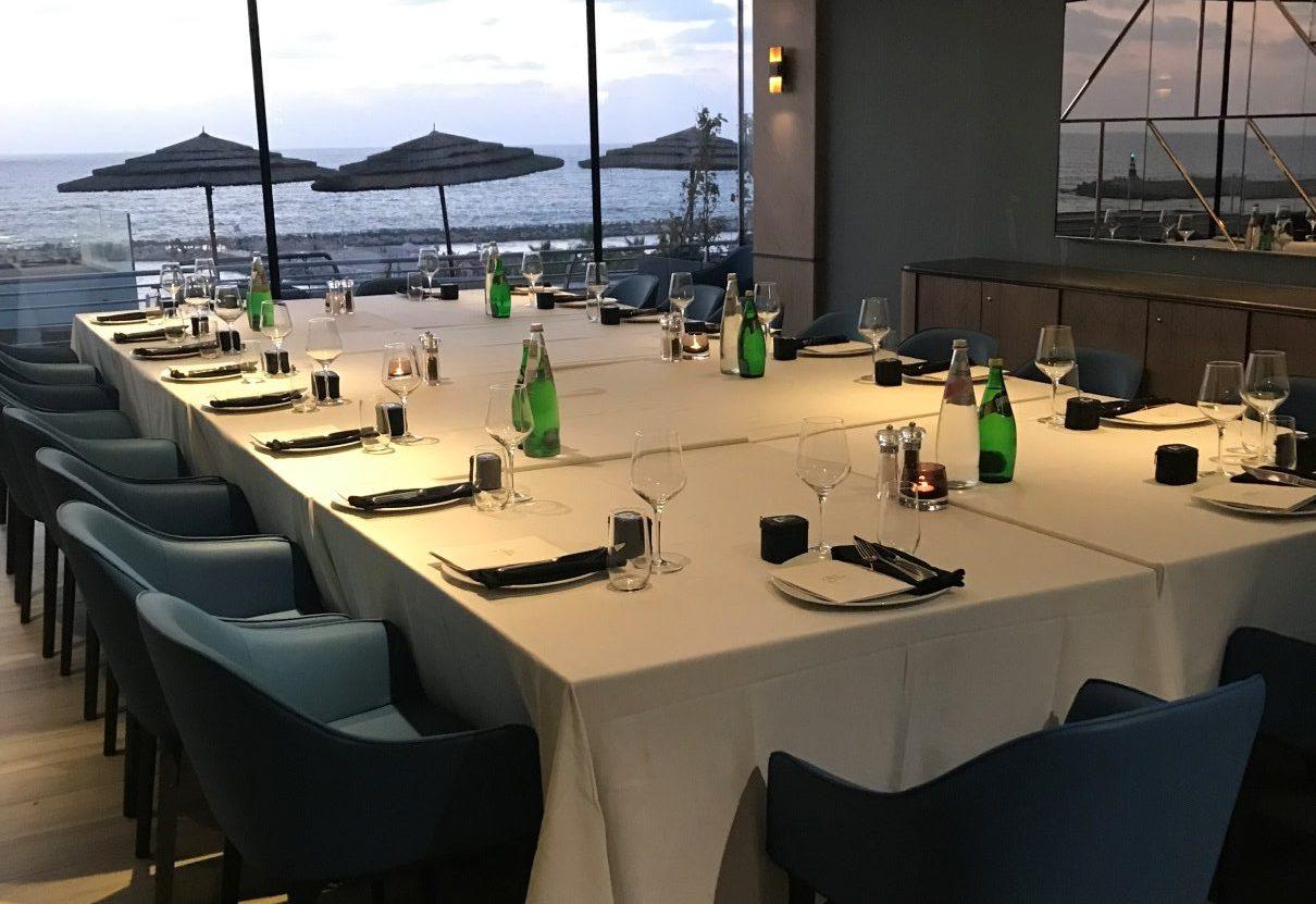 Private Room - Darya Hilton Tel Aviv - Kosher Restaurant