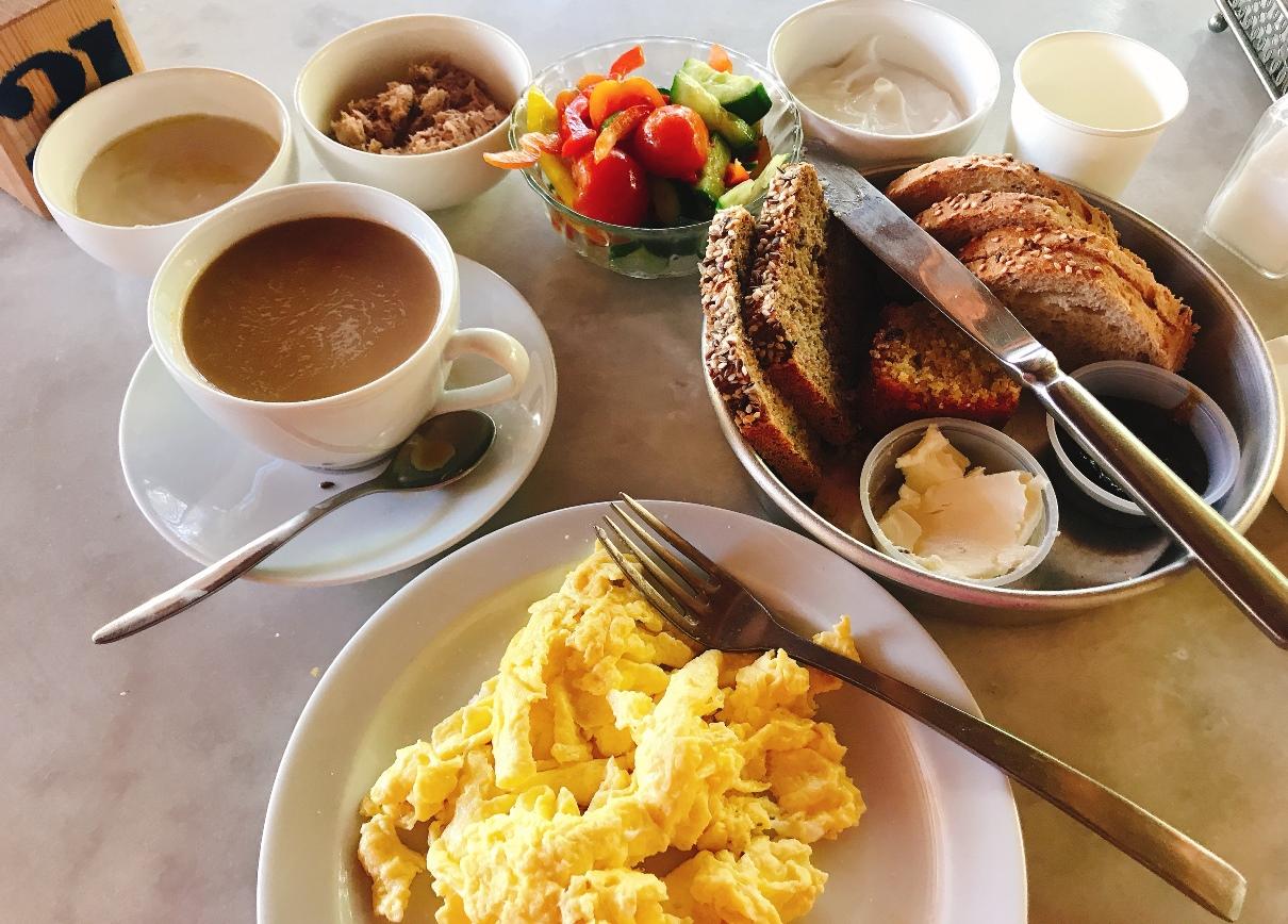 Bakery Breakfast - Efrat Bakery - Kosher - Kiryat Anavim