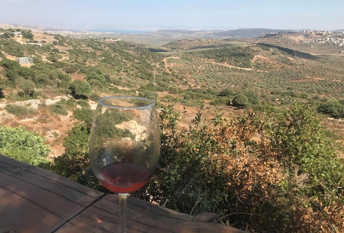Lotem Organice Winery - Lotem - Galil
