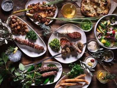 Wood Grill Restaurant - Mizpe HaYamin - Rosh Pina - Not Kosher