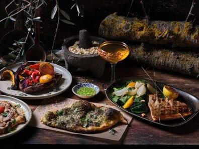 Wood Grill Restaurant - Mizpe HaYamin - Rosh Pina- Not Kosher
