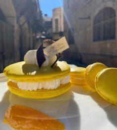 Patisserie Abu Seir - Macaron - Old City Jerusalem