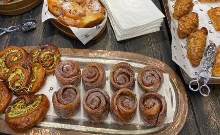 Pop & Pope Bakery - Tel Aviv - Not Kosher - Pastries - Credit - Ofer Ben Natan