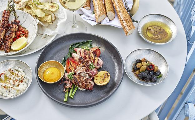 Sama restaurant - Akko - Sea food - Not Kosher (Credit - Afik Gabay)