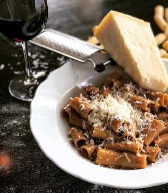 Francheska Italy - Beach Restaurant - Rishon Le Zion - Not Kosher - Pasta