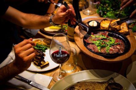 Helena - Mehadrin Meat Restaurant - Beit Shean