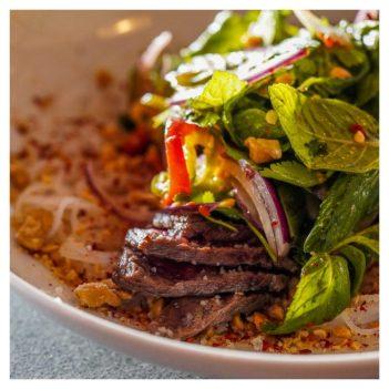 Ma Asian Bar - Ashdod - Sushi Restaurant - Salad Naam Took