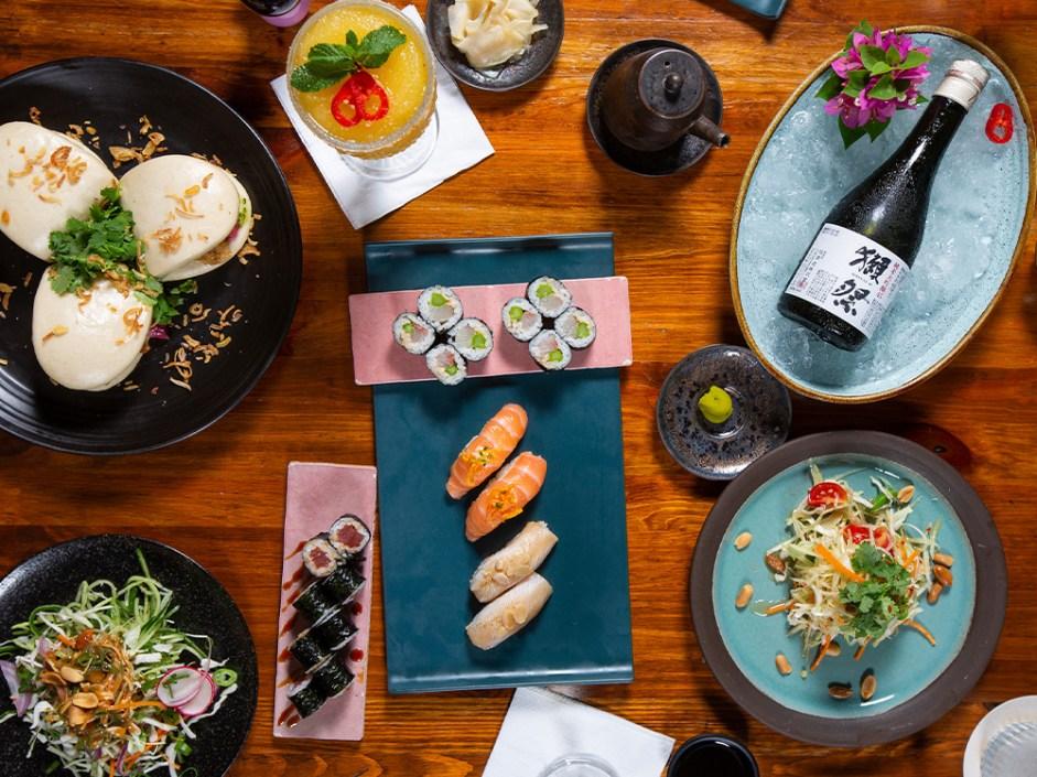 Ma Asian Bar - Ashdod - Sushi Restaurant - Sushi