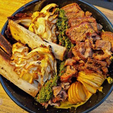Mateh Yehuda Food Festival - Meat Time - Moshav Ibn Sapir - Smoked Meat