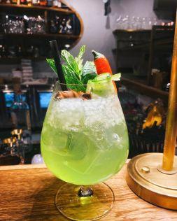 Najma - Haifa - Not Kosher - Cocktail
