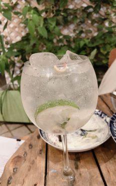 Pergamon - Bar - Jerusalem - Vegetarian - Gin & Toni