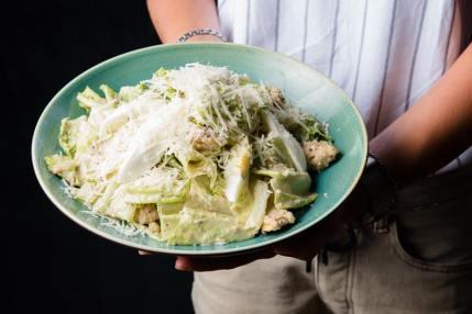 Venice Pizza Bar - Rishon Le Zion - Kosher - Caesar Salad