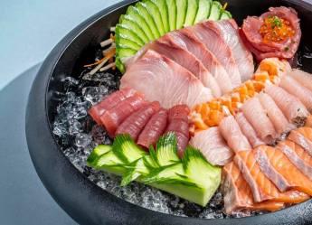 4Sea Sushi Restaurant - Herzliya Pituach - Not Kosher - Sashimi Bowl