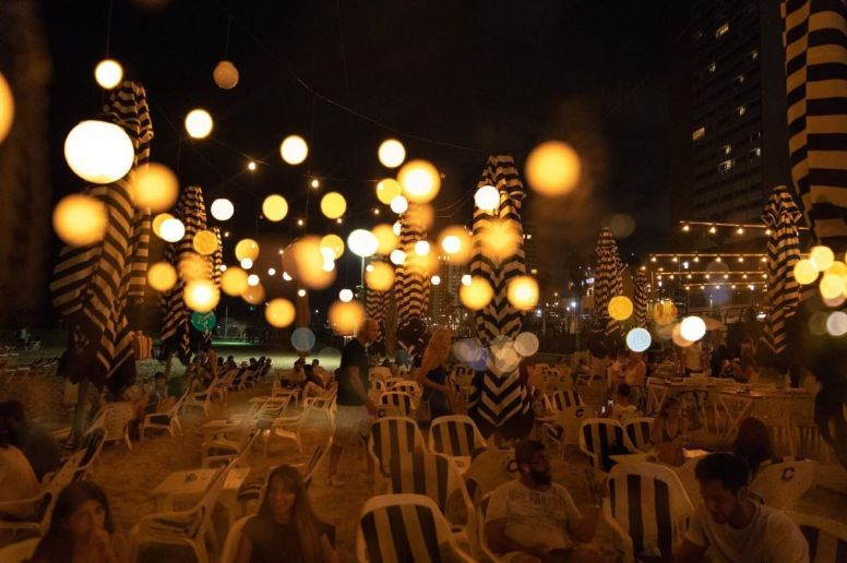 Calypso - Beach Restaurant Tel Aviv - Not Kosher