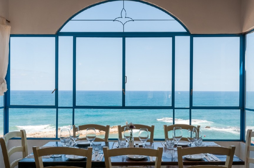 Kalamata - Not Kosher - Jaffa - Greek Restaurant