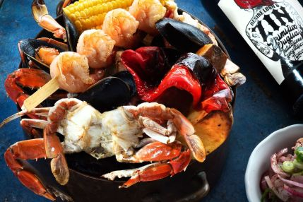Manta Ray - Tel Aviv Beach restaurant - Not Kosher - Seafood 2