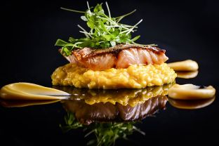 Seatara - Not Kosher - Tel Aviv - Salmon fillet
