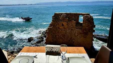 Doniana Restaurant - Sea View - Akko - Not Kosher 2