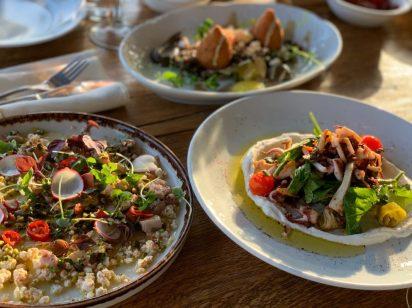 El Marsa - Akko - Not Kosher - Western Galil Arabic Food