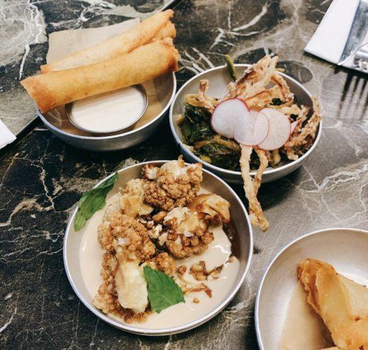 Luna Bistro - Nazareth - Arabic Food - Cauliflower