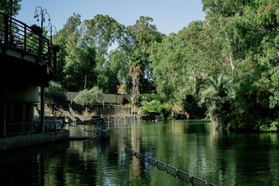 On the River - Al Hanahar - Kinneret - Not Kosher - View of riverOn the River - Al Hanahar - Kinneret - Not Kosher - View of river