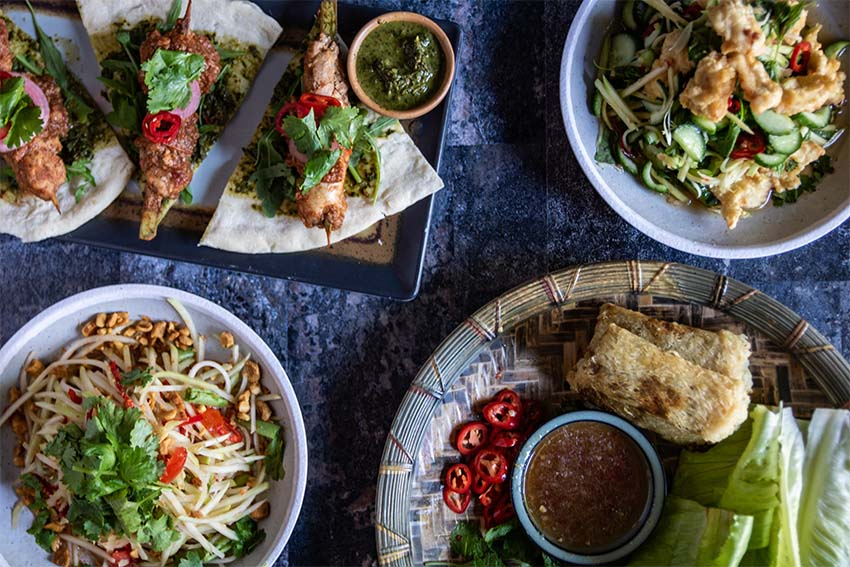 Papasan - Kosher - Asian Restaurant - Givatayim - Asian Food