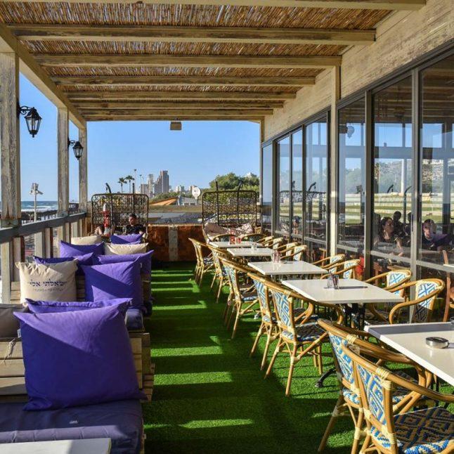 Shaltieli - Kosher - Haifa - North Beach Restaurant