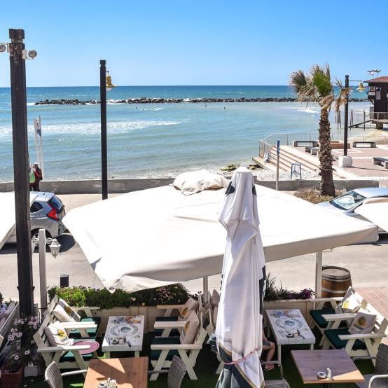 Tortuga Restaurant - Haifa - Carmel Beach - Sea View - North Beach Restaurant