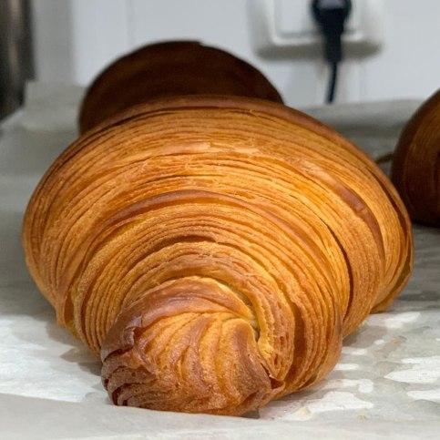 Zuza Patisserie - Kibbutz Kinneret - Dairy Bakery - Croissant