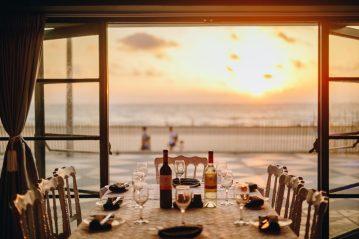 Kaiyfuye - Ashdod - Kosher Georgian Restaurant - Beach View