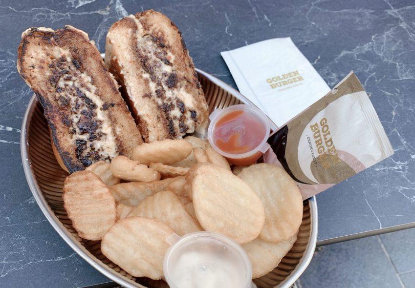 Golden Burger - Kosher - Jerusalem
