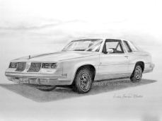 """Drawing in pencil 12"""" x14"""""""
