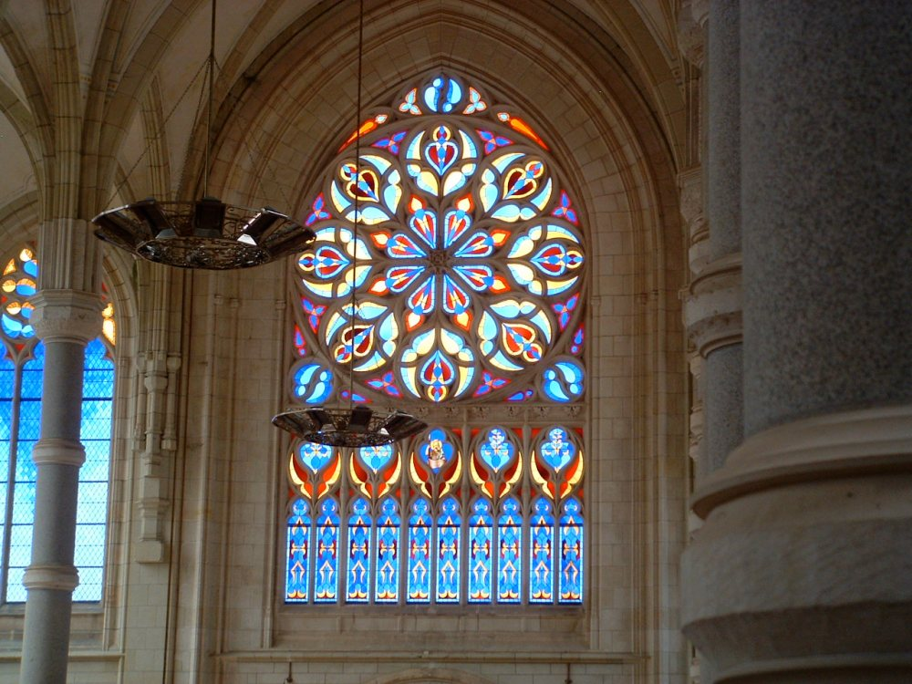 Rose windows (1/3)