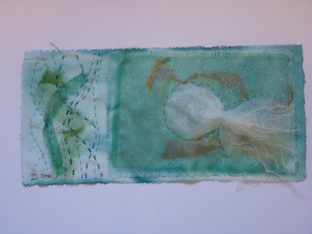 Jellyfish textile photos (4/4)