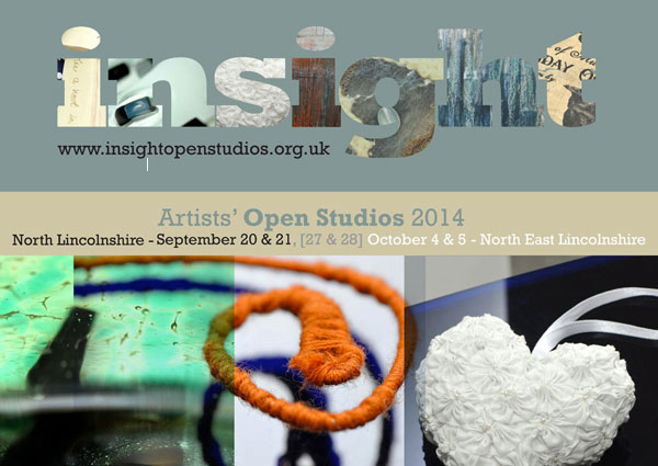 insight 2014 Artists' Open Studios