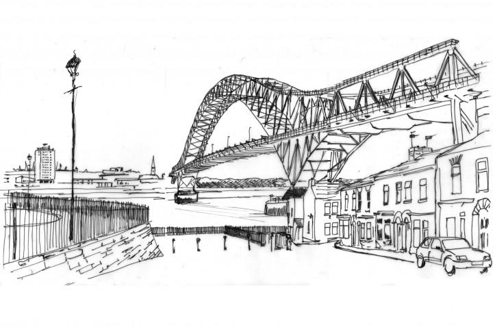 Jubilee Bridge « Debbie Smyth