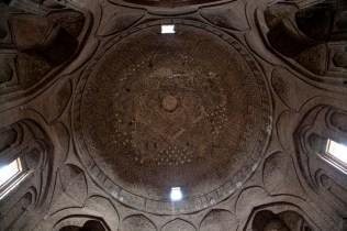 Taj al Molk Dome 已有900年歷史的圓頂,整個圓頂是用磚砌成