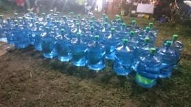基維爾營的水陣