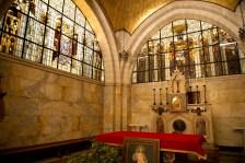 The Chapel of Flagellation [鞭笞教堂] 內部