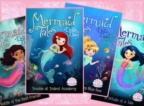 Image result for mermaid tales books