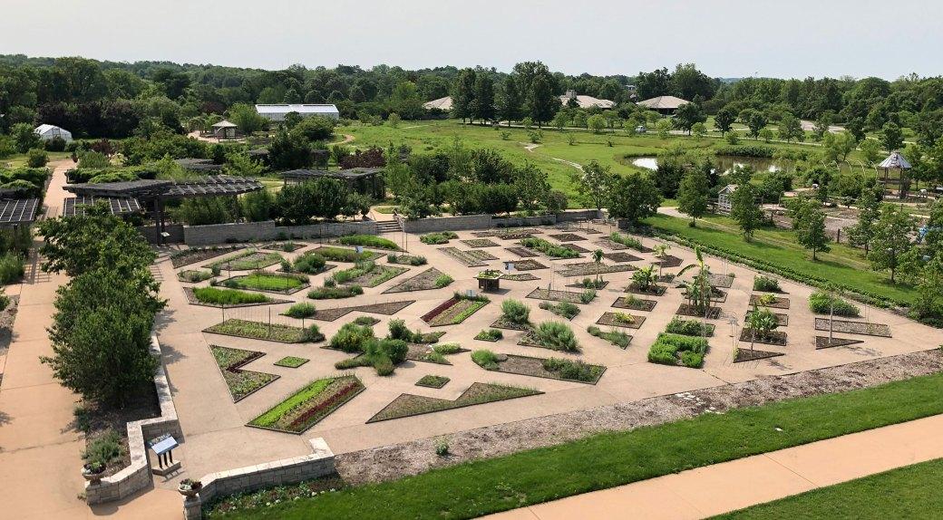 Powell Gardens, Kingsville MO