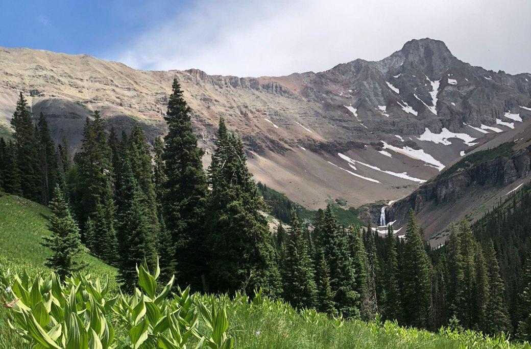 Telluride Colorado - image by Debbie Devereaux