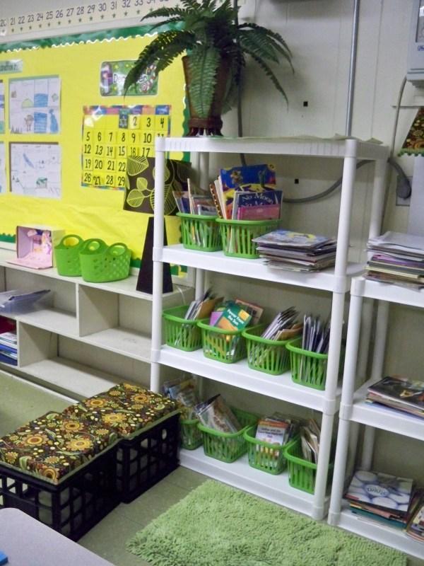 Classroom Library Debbie Diller