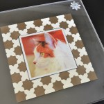 How To Make An Acrylic Picture Frame And Mat Using Royal Design Studio Products