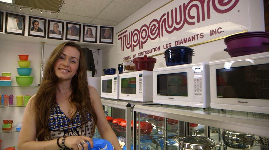 Debbie Dufour Conseillre Tupperware MontralTupperware