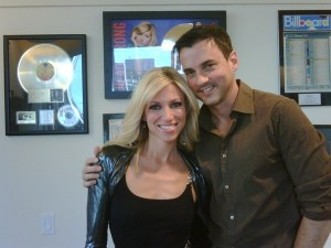 With Tommy Page, yes that Tommy Page, now VP of Top 40 Radio Promotion at Reprise Records