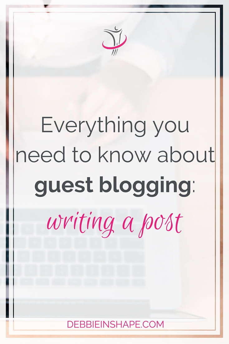 Everything You Need To Know About Guest Blogging Writing