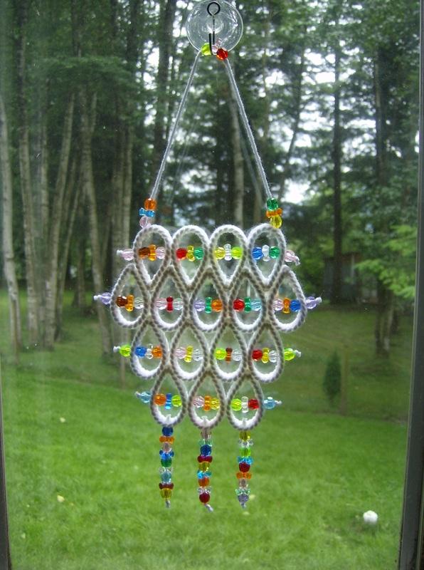 Handcrafted Suncatchers 25 Debbie K Creations