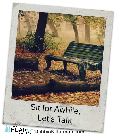 Will you sit with Me?