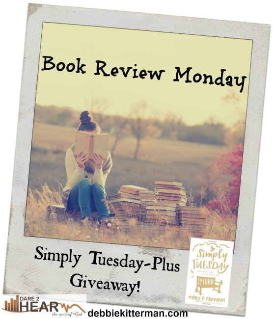 Book Review Monday: Simply Tuesday & Book Give-Away!